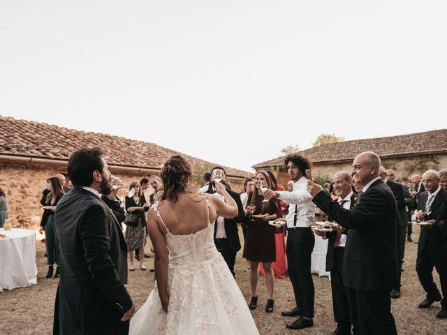 Il matrimonio di Niccolò e Virginia a Asciano, Siena 108
