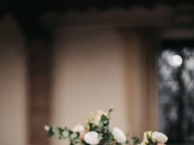 Il matrimonio di Niccolò e Virginia a Asciano, Siena 109