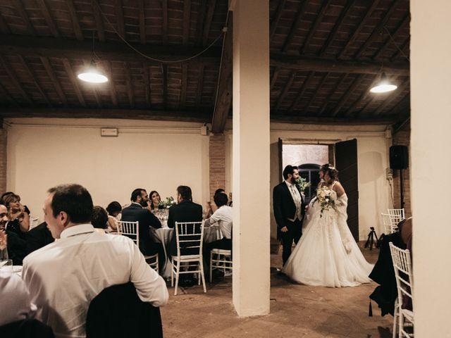 Il matrimonio di Niccolò e Virginia a Asciano, Siena 117