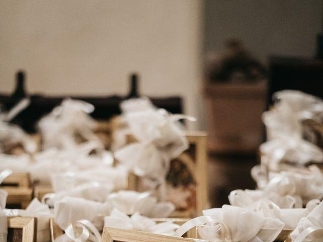 Il matrimonio di Niccolò e Virginia a Asciano, Siena 124