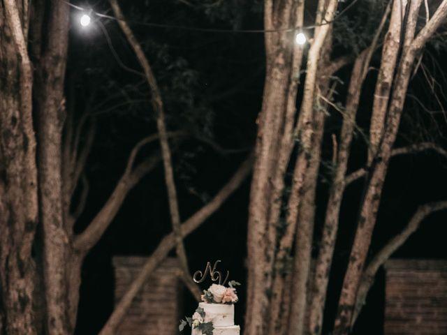 Il matrimonio di Niccolò e Virginia a Asciano, Siena 127