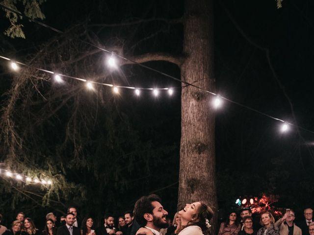 Il matrimonio di Niccolò e Virginia a Asciano, Siena 135