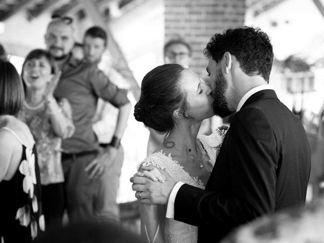 Il matrimonio di Andrea e Giulia a Robecco sul Naviglio, Milano 3