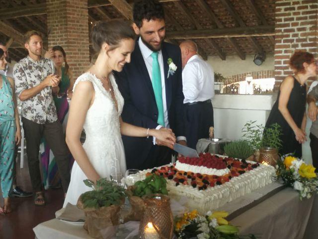 Il matrimonio di Andrea e Giulia a Robecco sul Naviglio, Milano 5