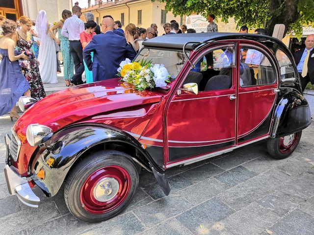 Il matrimonio di Andrea e Giulia a Robecco sul Naviglio, Milano 6