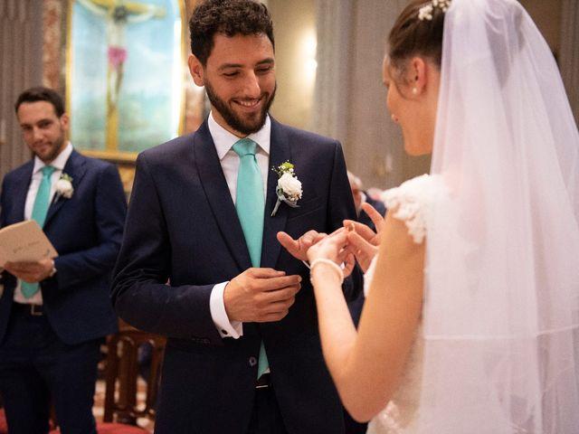 Il matrimonio di Andrea e Giulia a Robecco sul Naviglio, Milano 17