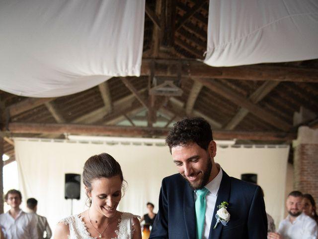 Il matrimonio di Andrea e Giulia a Robecco sul Naviglio, Milano 23