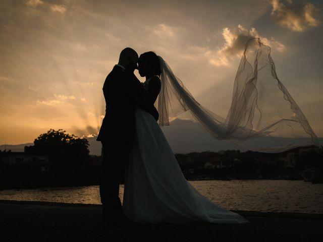 Il matrimonio di Salvo e Stacy a Giarre, Catania 1