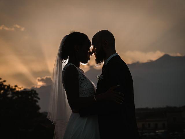 Il matrimonio di Salvo e Stacy a Giarre, Catania 25
