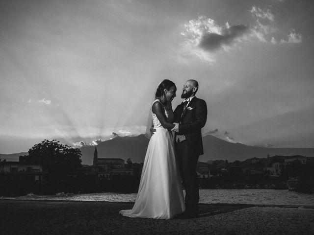 Il matrimonio di Salvo e Stacy a Giarre, Catania 27