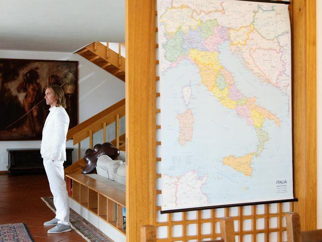 Il matrimonio di Kendra e Mark a Palombara Sabina, Roma 7