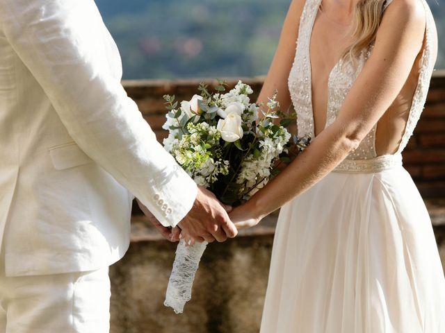 Il matrimonio di Kendra e Mark a Palombara Sabina, Roma 26
