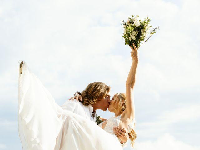 Il matrimonio di Kendra e Mark a Palombara Sabina, Roma 28