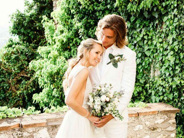 Il matrimonio di Kendra e Mark a Palombara Sabina, Roma 29