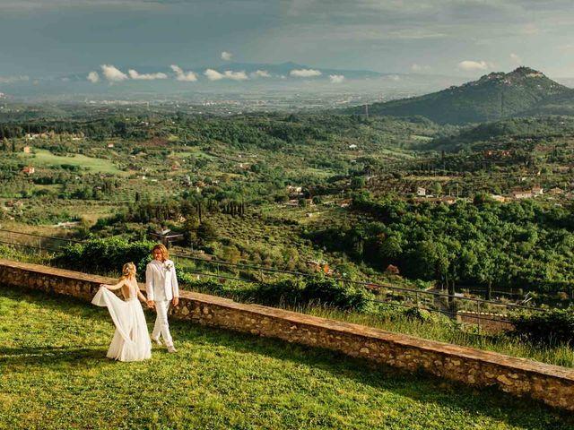 Il matrimonio di Kendra e Mark a Palombara Sabina, Roma 30