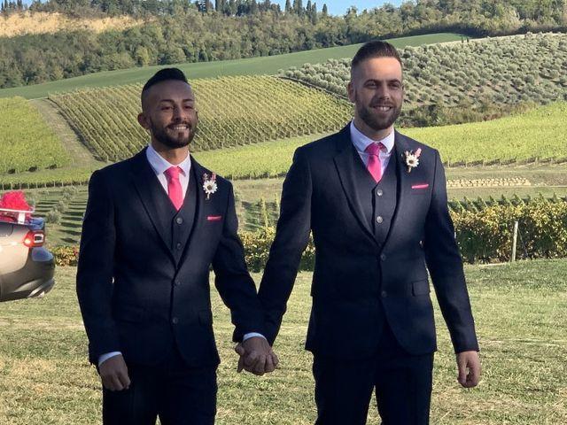 Il matrimonio di Danilo e Nicola a Predappio, Forlì-Cesena 19