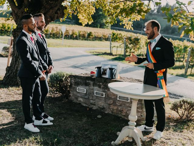 Il matrimonio di Danilo e Nicola a Predappio, Forlì-Cesena 21