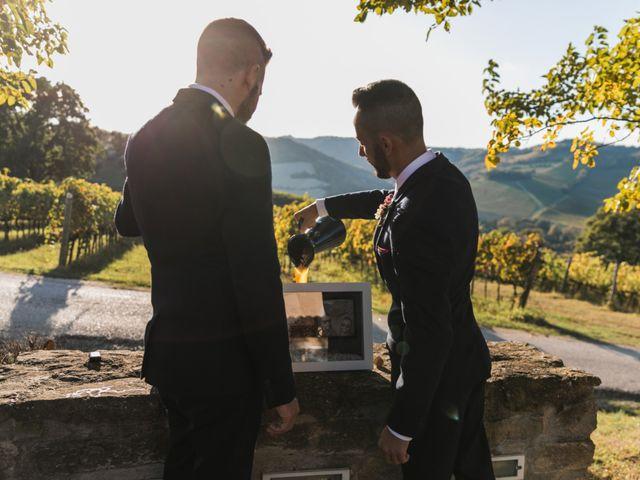 Il matrimonio di Danilo e Nicola a Predappio, Forlì-Cesena 25