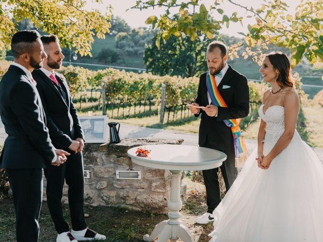 Il matrimonio di Danilo e Nicola a Predappio, Forlì-Cesena 28