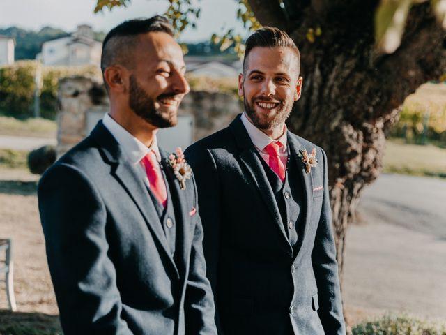 Le nozze di Nicola e Danilo