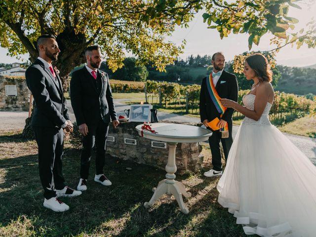 Il matrimonio di Danilo e Nicola a Predappio, Forlì-Cesena 33
