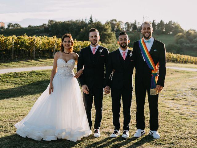 Il matrimonio di Danilo e Nicola a Predappio, Forlì-Cesena 34