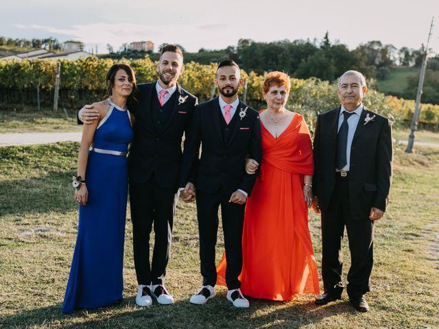 Il matrimonio di Danilo e Nicola a Predappio, Forlì-Cesena 38