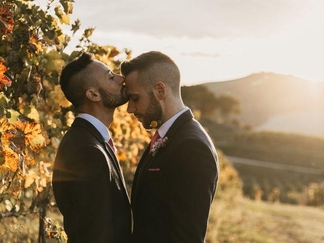 Il matrimonio di Danilo e Nicola a Predappio, Forlì-Cesena 40