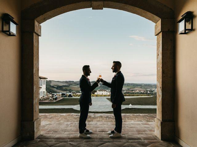 Il matrimonio di Danilo e Nicola a Predappio, Forlì-Cesena 43