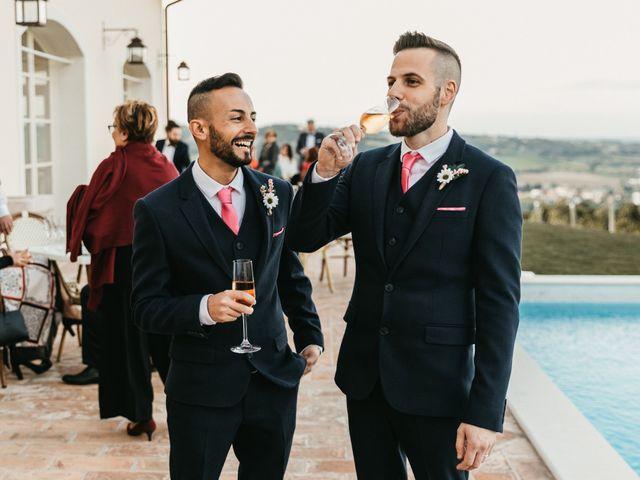 Il matrimonio di Danilo e Nicola a Predappio, Forlì-Cesena 44