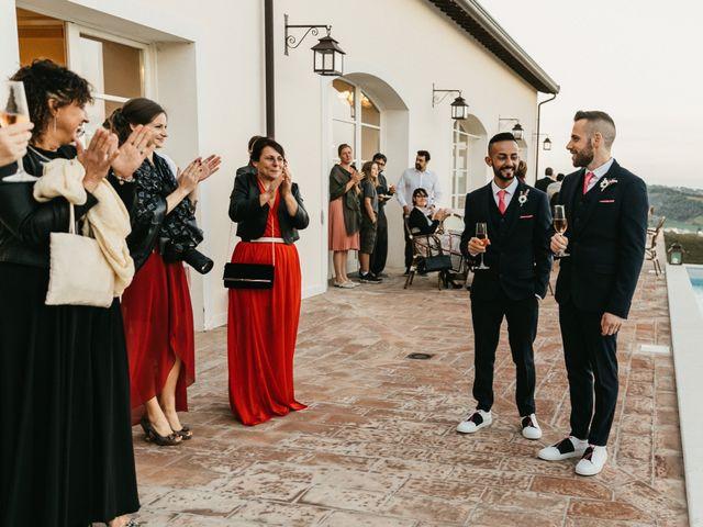 Il matrimonio di Danilo e Nicola a Predappio, Forlì-Cesena 45