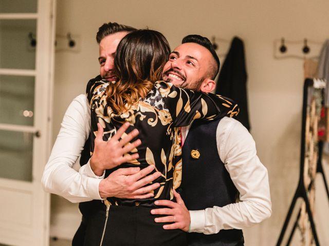 Il matrimonio di Danilo e Nicola a Predappio, Forlì-Cesena 49