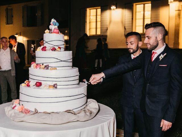Il matrimonio di Danilo e Nicola a Predappio, Forlì-Cesena 51