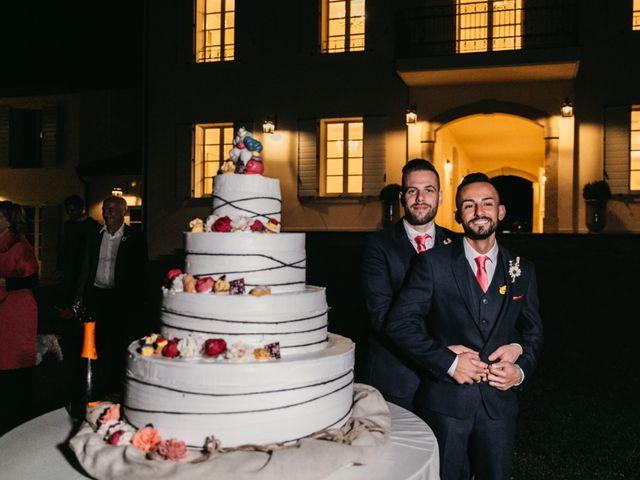 Il matrimonio di Danilo e Nicola a Predappio, Forlì-Cesena 52