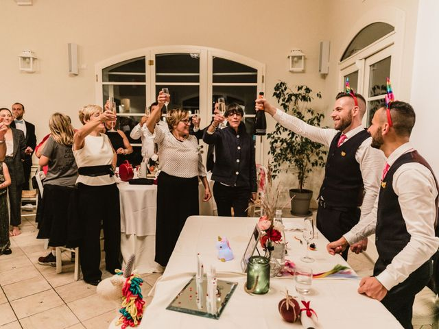 Il matrimonio di Danilo e Nicola a Predappio, Forlì-Cesena 57