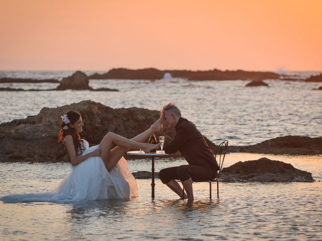 Le nozze di Alessandra e Mino