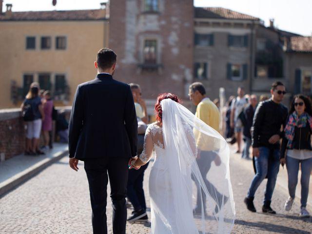 Il matrimonio di Andrea e Maria a Verona, Verona 51