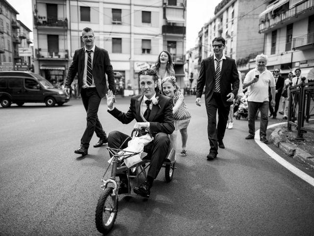 Il matrimonio di David e Roberta a La Spezia, La Spezia 2