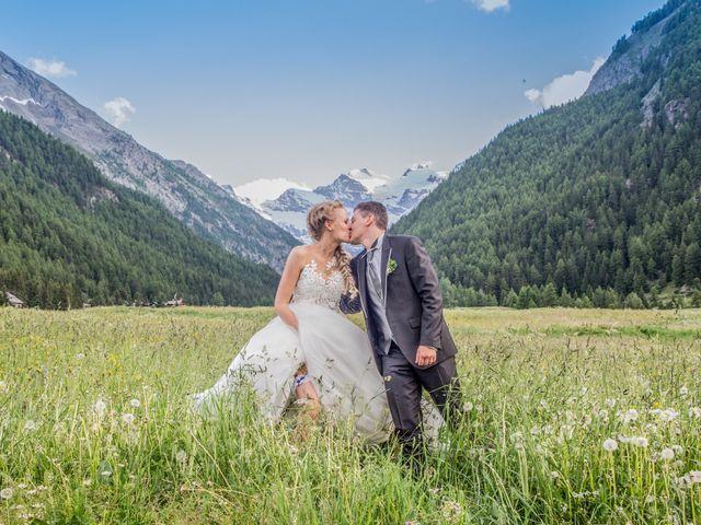 le nozze di Daisy e Daniele