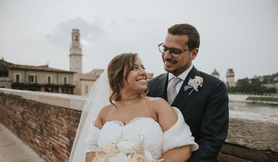 Il matrimonio di Tommaso e Elena a Verona, Verona