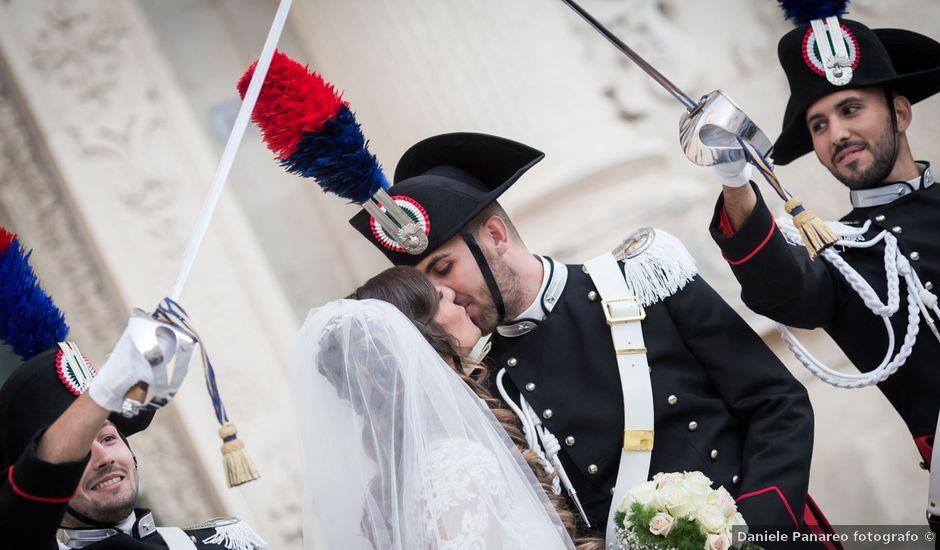 Il matrimonio di Gianluca e Alessandra a Lecce, Lecce