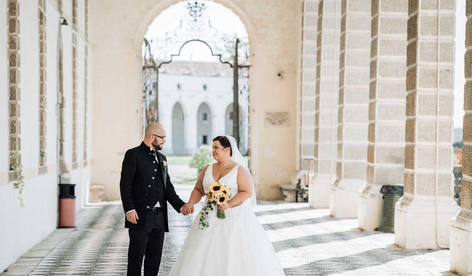 Il matrimonio di Claudio  e Elisa  a Lestizza, Udine