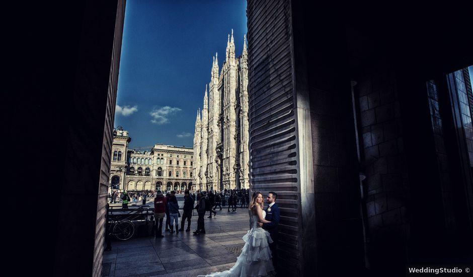 Il matrimonio di Riccardo e Daniela a Milano, Milano