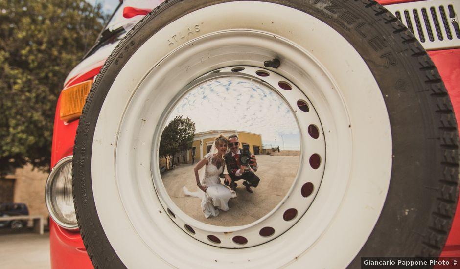 Il matrimonio di Stefano e Silvia a Torre Santa Susanna, Brindisi