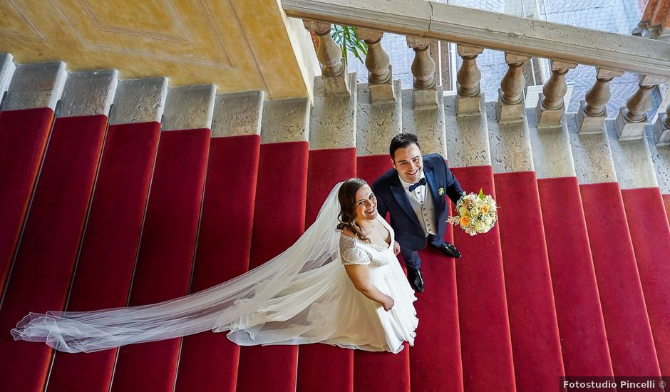 Il matrimonio di Elena e Giorgio a Sassuolo, Modena