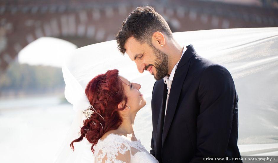Il matrimonio di Andrea e Maria a Verona, Verona