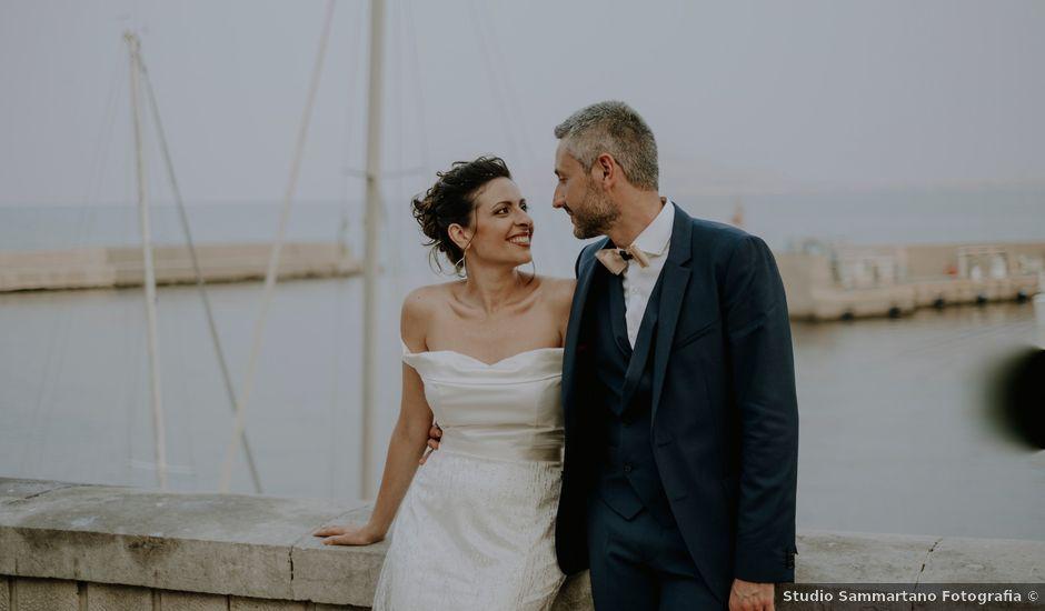 Il matrimonio di Stefano e Clara a Palermo, Palermo
