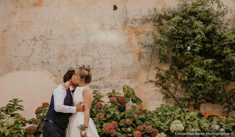 Il matrimonio di Marco e Federica a Santa Maria Hoè, Lecco