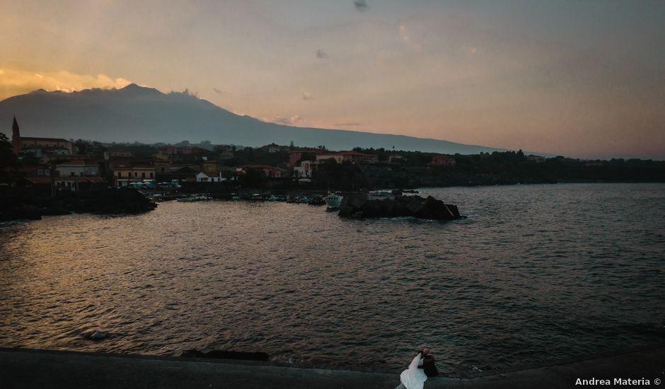 Il matrimonio di Salvo e Stacy a Giarre, Catania