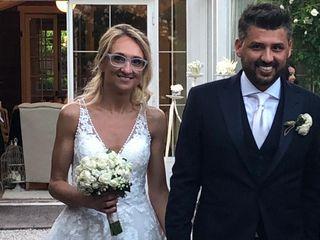 Le nozze di Barbara e Daniele 1